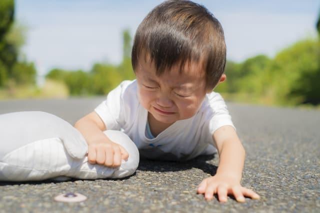 fallen-child